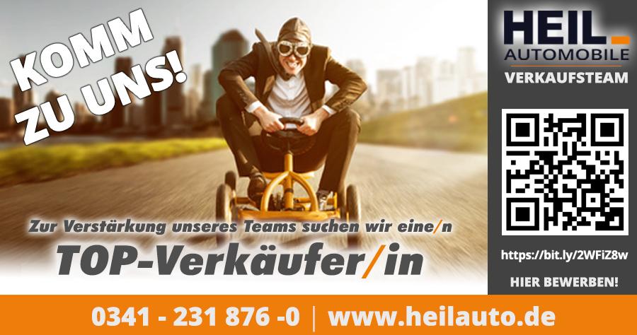 Komm ins Team! Automobilverkäufer/in…