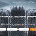 NEU: Das Reifenportal von HEIL Automobile