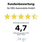 Kundenbewertung mobile.de